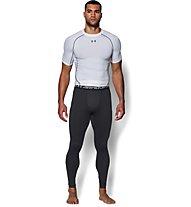 Under Armour UA Coldgear Armour Compression Legging Pantaloni lunghi fitness, Black