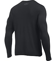 Under Armour UA Elevated Training Herren Fitness Shirt Langarm, Black