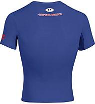Under Armour Alter Ego Compression Shirt S/S, Capitan (Volcano)