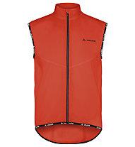 Vaude Men's Air Vest II, Glowing Red