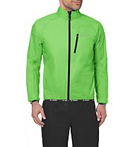 Vaude Men`s Drop Jacket III Giacca antipioggia ciclismo, Goosberry