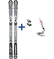 Völkl Mauja (2012/13) ST Set: Ski+Bindung