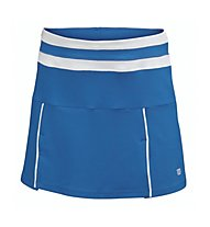 Wilson Girl's Team Skirt Gonna Tennis Bambina, Blue/White