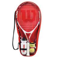 Sport > Tennis > Racchette Tennis / Accessori >  Wilson Roger Federer Starter Set 25