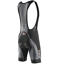 X-Bionic The Trick Pants Short, Black/White
