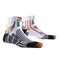 X-Socks Run Speed Two - calze running, White/Black