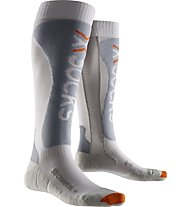 X-Socks Ski Cashmere Calze da sci, White