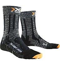X-Socks Trekking Light Limited Funktionssocken, Grey/Black