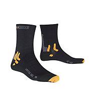 X-Socks Winter Biking, Black/Orange