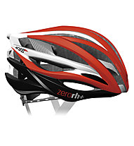 Zero Rh+ ZW Bike Helmet, Red/White