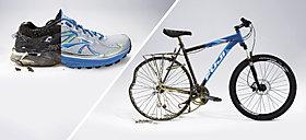 Rottamazione bici e running